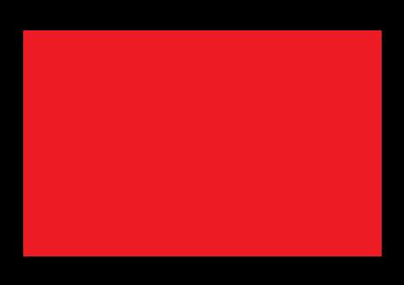 PING Hoofer Bag - Red / White / Navy