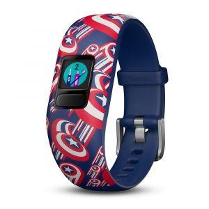 Garmin Vivofit Junior 2 - Adjustable Disney Captain America