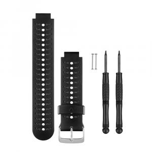 Garmin Forerunner® 230/235/630 Replacement band - Black & Grey