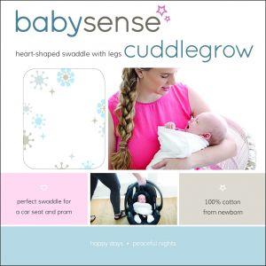 Baby Sense Cuddlegrow - Blue