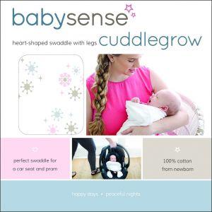 Baby Sense Cuddlegrow - Pink