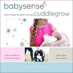 Baby Sense Cuddlegrow - Grey