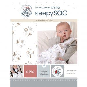 Baby Sense Winter Sleepy Sac - Grey