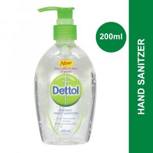 Dettol Hand Sanitiser 200ml