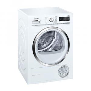 Siemens 9kg White Condenser Tumble Dryer - WT47W540BY
