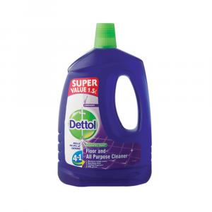 Dettol Hygiene All Purpose Cleaner Lavender 1.5Lt