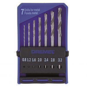 Dremel Precision Drill Bit Set 628