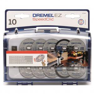 Dremel EZ Speedclic Cutting Accessory Set