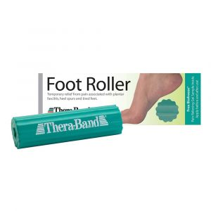 Thera-Band Foot Roller Green