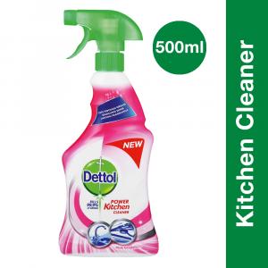 Dettol Hygiene Cleaner Kitchen Trigger Grape Fruit 500ml