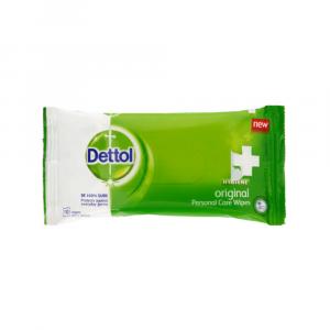 Dettol Hygiene Wipes Original 10's