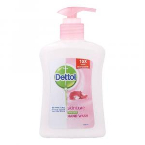Dettol Hygiene Liquid Hand Wash Pump Skincare 200ml