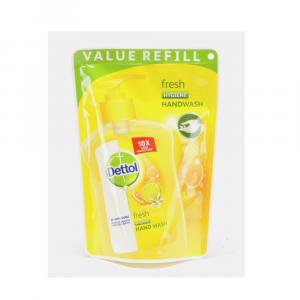 Dettol Hygiene Liquid Hand Wash Fresh Refill Pouch 200ml