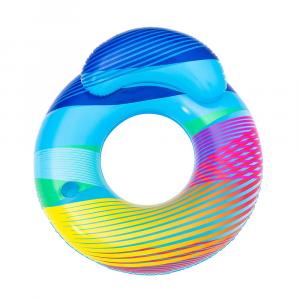 Bestway 1.18m x 1.17m Swim Bright LED Swim Ring