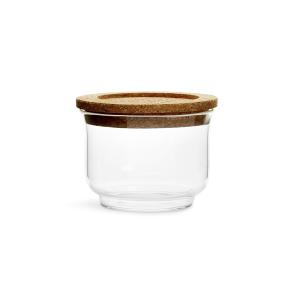 Sagaform Nature Storage Glass Jar - Small
