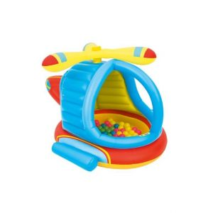 Bestway 140 x 127 x 89cm Helicopter Ball Pit