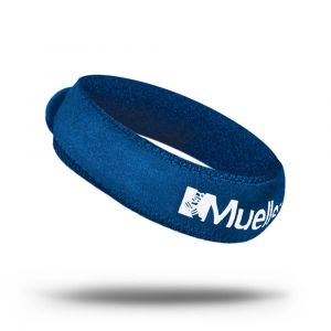 Mueller Knee Jumpers Strap Blue - One-Size-Fits-Most