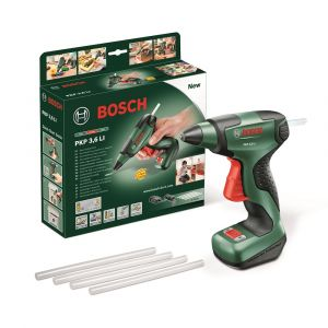 Bosch PKP 3.6 LI Cordless Glue Gun