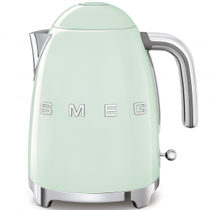 Smeg Pastel Green 1.7L Retro Style Kettle - KLF03PGSA/EU