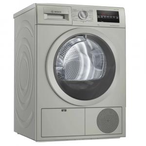 Bosch 9kg Condenser Tumble Dryer Inox - WTG8640SZA