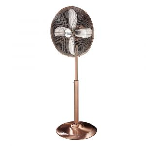 """Russell Hobbs 16"""" Copper Pedestal Fan"""