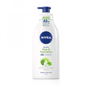 NIVEA Aloe & Hydration Body Lotion - 625ml