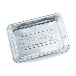 Weber Drip Pans LRG 5 Pack