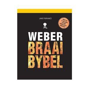 Weber Braai Bybel Afrikaans