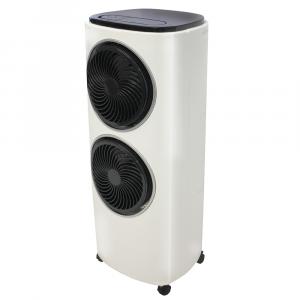 Alva Twin Fan Evaporative Air Cooler W/ Remote
