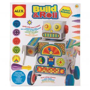 ALEX Build & Roll - Robot