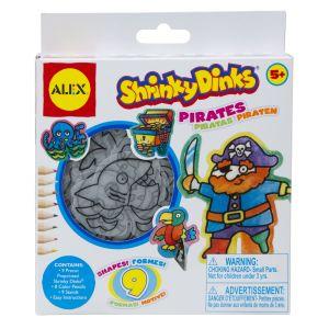 ALEX Shrinky Dinks - Pirates