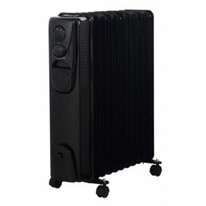 Alva 11 Fins 2500W Oil Filled Heater - No Timer