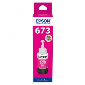 Epson Ink T6733 Magenta Ink Bottle 70ml