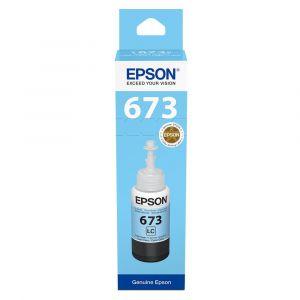Epson Ink T6735 Light Cyan Ink Bottle 70ml
