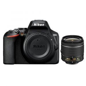Nikon D3500 + 18-55MM VR (Stabilised) Single Lens