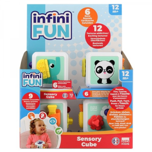 Infini Fun Sensory Cube