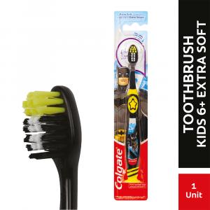 Colgate Kids Batman 6+ Years Manual Toothbrush - 1 unit