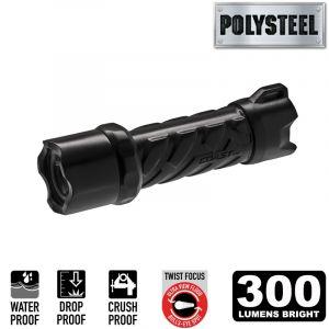Coast Polysteel 400 Focusing LED Flashlight - Clam