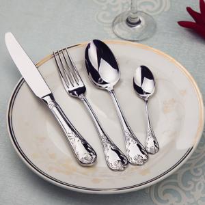 Nicolson Russell Copenhagen Vintage 24pc Cutlery Set