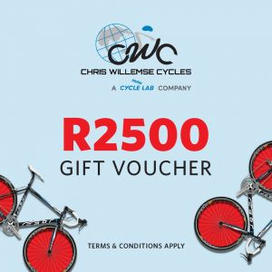Chris Willemse Cycles R2500 Gift Voucher