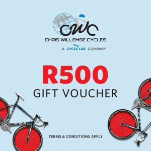 Chris Willemse Cycles R500 Gift Voucher