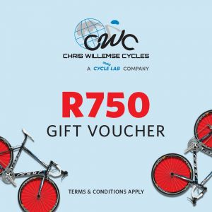 Chris Willemse Cycles R750 Gift Voucher