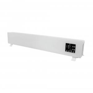 Alva Electric Freestanding Glass Face Heater