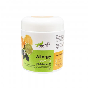 4aPet Herbal Pet Allergy (or Itch) Formula