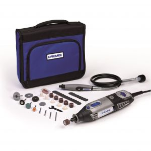 Dremel 4000 Series With 45 Accessories