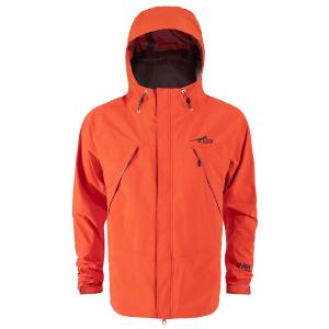 First Ascent Men's Vertex Expedition Jacket Spicy Orange