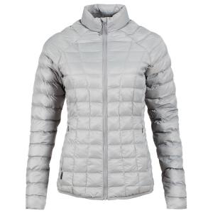 First Ascent Ladies Aeroloft Jacket Overcast Grey