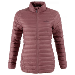 First Ascent Ladies Touch Down Jacket Rose Taupe
