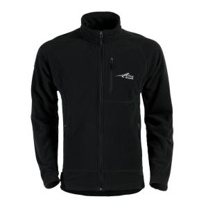 First Ascent Men's Kathmandu Fleece Jacket Dark Anthracite