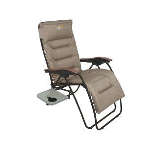 Oztrail Sun Lounge - Brampton Chair 150kg